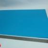 Бумага тишью 50*76 см. Цвет: голубой (код 022).