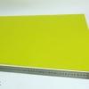 Папиросная бумага тишью 50*76 см. Цвет: желтый с примесью зеленого (код 031).