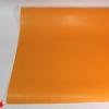 Колір помаранчевий. Однотонний папір для подарунків. Рулон 70 см на 10 м