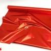Полісілк одностороннїй. Колір: червоний. Рулон 100 см на 10 метрів