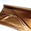 Полісілк одностороннїй. Колір: бронзово-коричневий. Рулон 100 см на 10 метрів