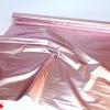 Рулон 1х20 метров. Полисилк розовый односторонний