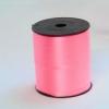 Лента пластиковая для упаковки подарков и цветов 0,5см. 300м. Цвет: розово-коралловый