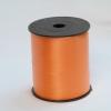 Лента полипропиленовая для упаковки подарков и цветов 0,5см. 300м. Цвет: оранжевый