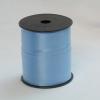Лента пластиковая для упаковки подарков и цветов 0,5см. 300м. Цвет: голубой