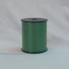 Лента для упаковки подарков и цветов пластиковая 0,5 см на 300м. Цвет: зеленый