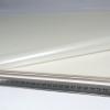 Бумага тишью 50*75 см. Цвет: молочный металлизированный (код 803).