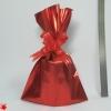 Пакетики для подарков однотонные. Цвет красный. Размер 25Х40см. Упаковка 10 шт.