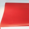 Однотонная подарочная бумага красного цвета. Рулон 68 см на 10 м.